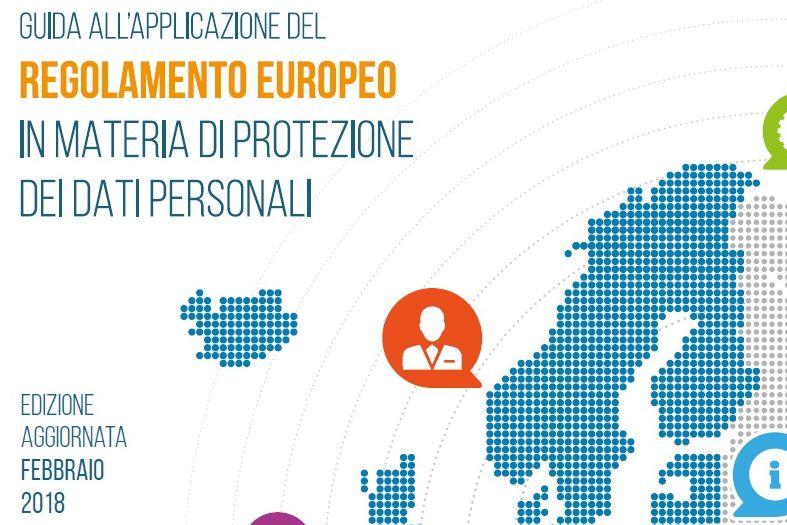 Adeguamento privacy policy al GDPR