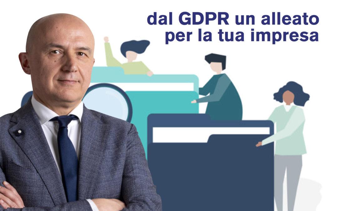 GDPR: Registro dei Trattamenti, alleato della tua impresa.