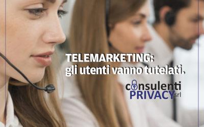"""Telemarketing, """"la tutela degli utenti deve essere effettiva"""": call center multato per 2 milioni di euro."""