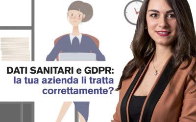 Dati sanitari e GDPR: la tua azienda li tratta correttamente?
