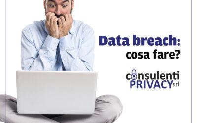 Data breach: piccola guida fornita dall'Autorità Garante
