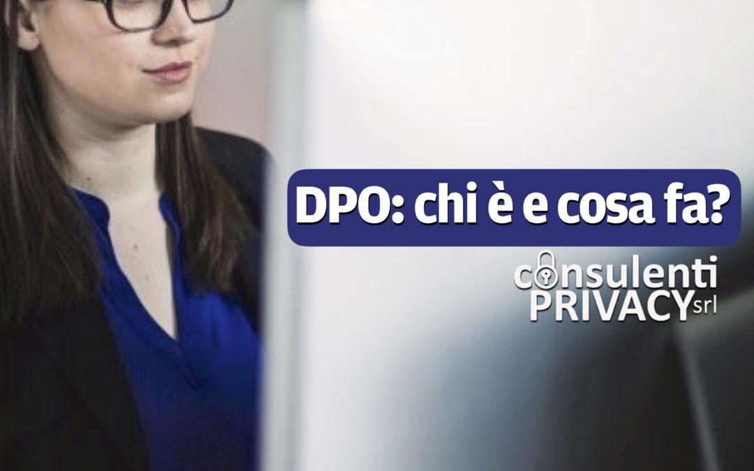 DPO, ruolo cruciale per il GDPR