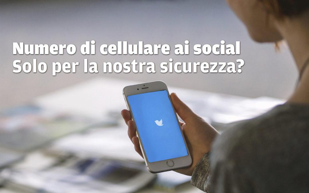 Social: i numeri degli utenti sono solo per sicurezza?