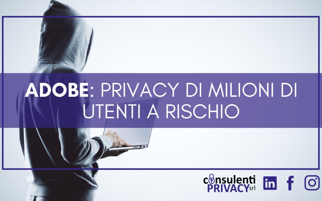Consulenza aziendale per adeguamento Privacy Policy