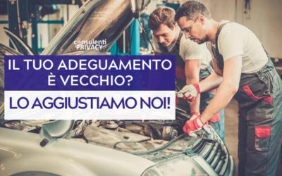 Compreresti una bella macchina senza poi farle mai il tagliando?
